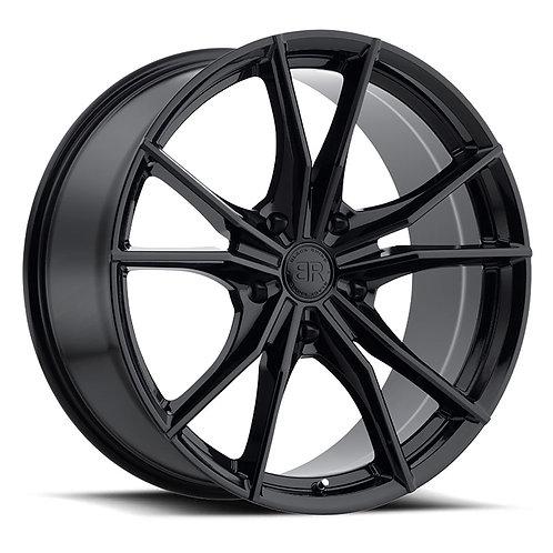 Zion 5 - Gloss Black