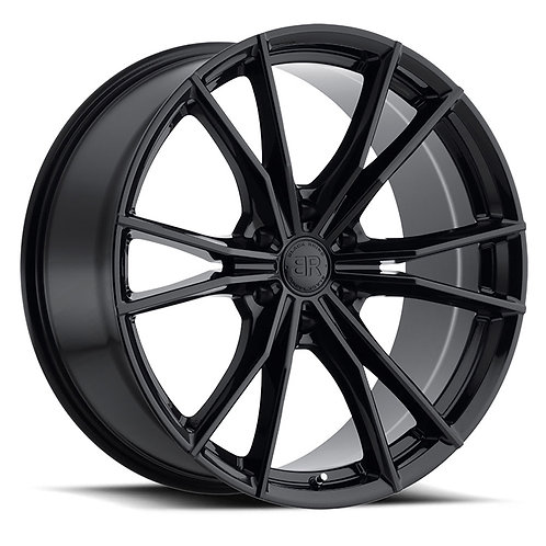 Zion 6 - Gloss Black
