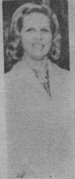 Suzanne Richard 1ere daneeuse de l'opera de Marseille
