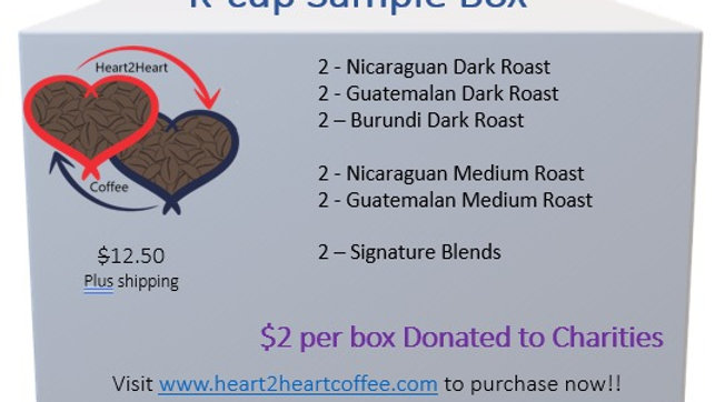 K-Cup Sample Box