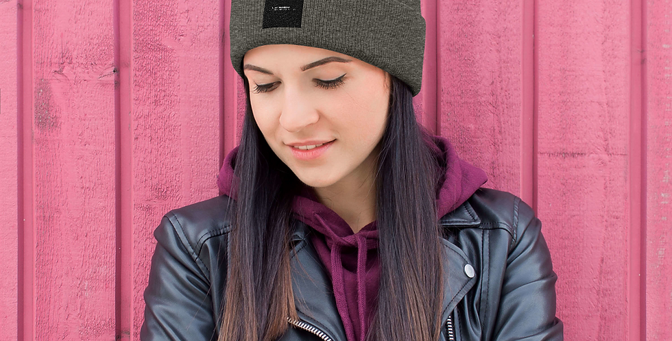 Bobble cap with our logo