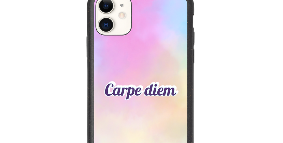Biodegradable cell phone cover