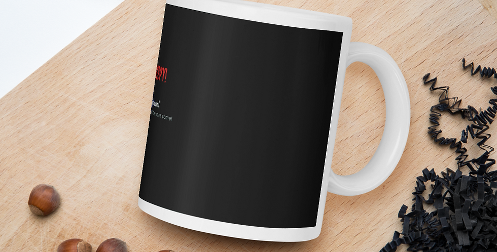 Cup with our logo