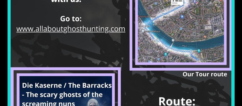 Win a free GhostTour through Basel!