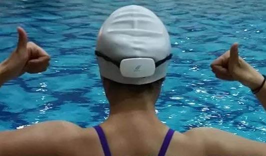 骨傳導耳機游泳音樂播放器音樂貝殼