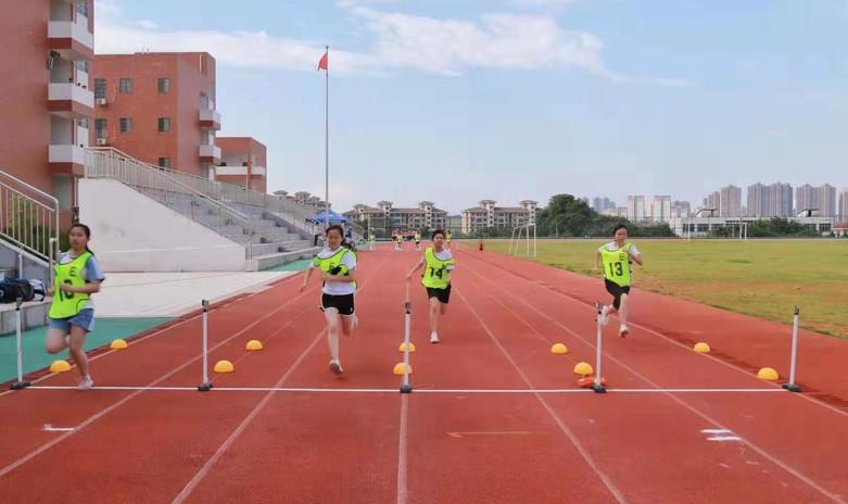 科技體適能-跑步晶片紀錄