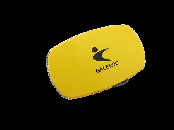 Galerdo卡洛動骨傳導游泳耳機黃色