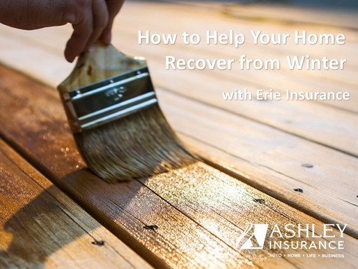 How to Help Your Home Recover from Winter