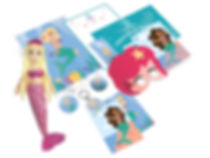 Mermaid adoption pack