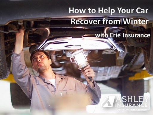 How to Help Your Car Recover from Winter