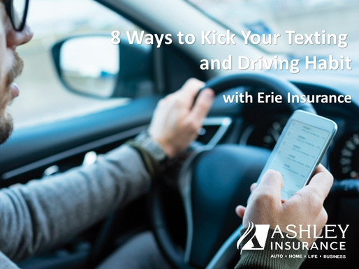 8 Ways to Kick Your Texting and Driving Habit