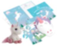 Unicorn Adoption Pack