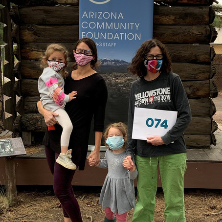 Thank you Arizona Community Foundation of Flagstaff!