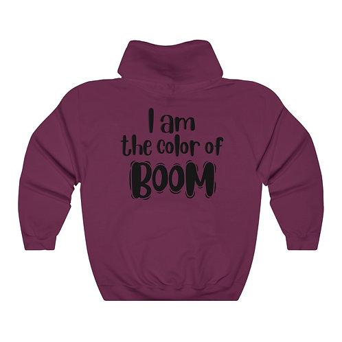 Boom Unisex Heavy Blend™ Hooded Sweatshirt