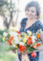 Wedding florist in the Bay area