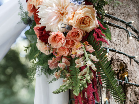 Should I Re-Purpose My Ceremony Flowers?