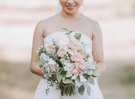 When Should You Book Your Wedding Florist?