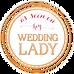 As seen on hey wedding lady