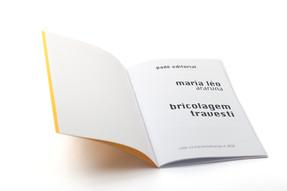 Livro Bricolagem Travesti_Mario Leo Arar