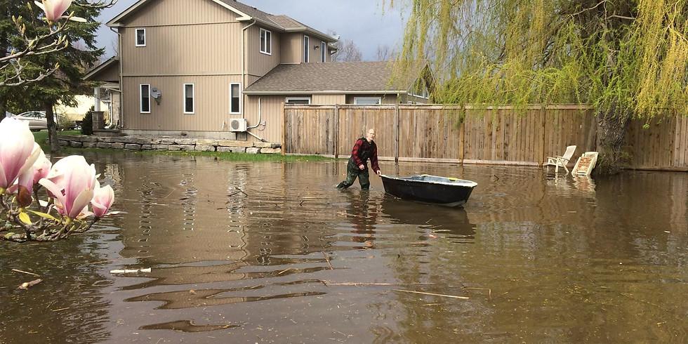 High Water Flood Talks Brighton