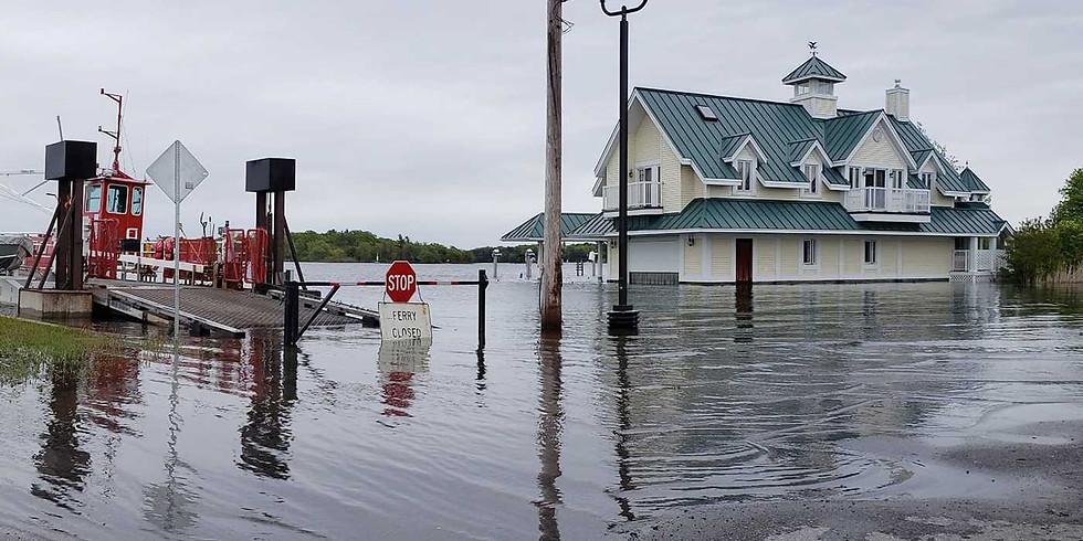 KINGSTON - High Water Flood Talks