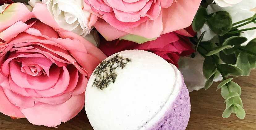 Lavender Dreams 50mg Bath Bomb