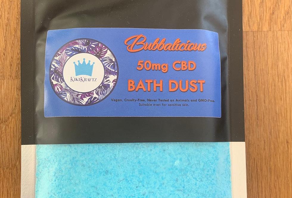 Bubbalicious Bath Dust Strength 50mg