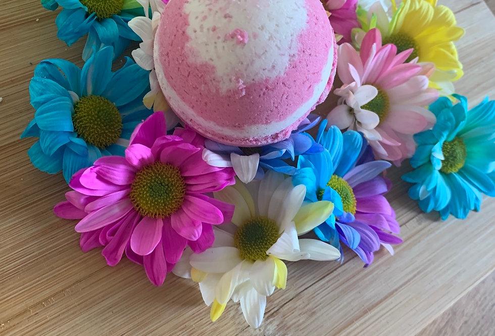 Cherry Blossom Strength 50mg Bath Bomb