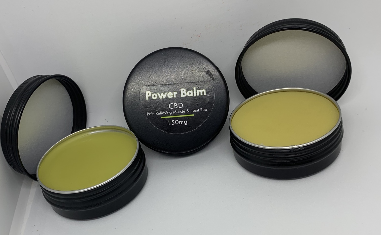 Thumbnail: Pain Relief Power Balm Strength 150mg