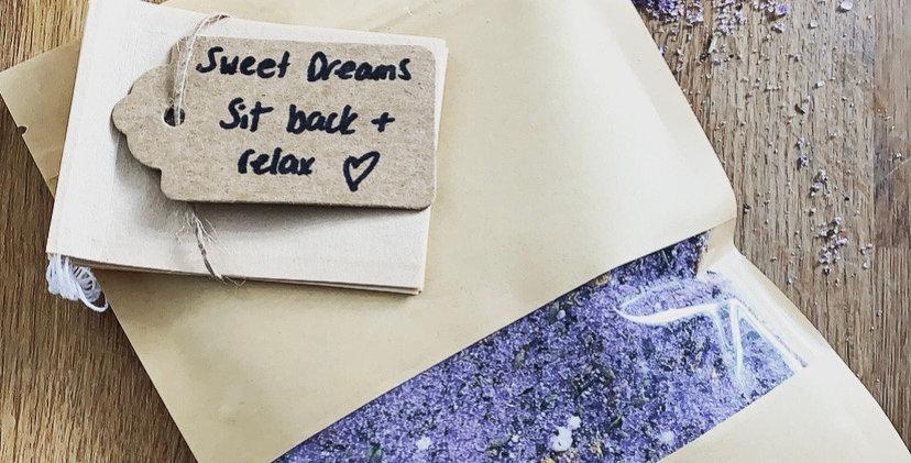 Sweet Dreams Bath Tub Loose Leaf Tea