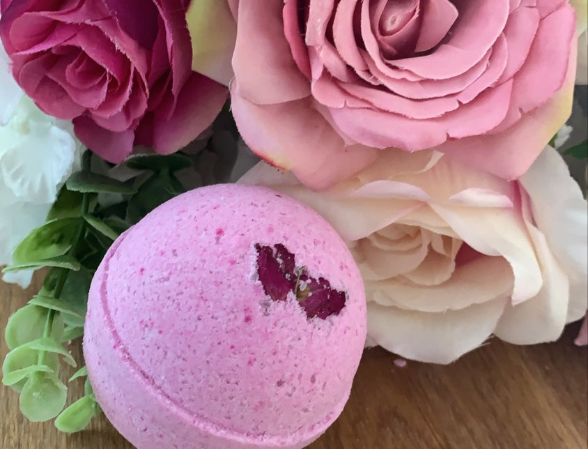 Rhubarb and Rose 50mg