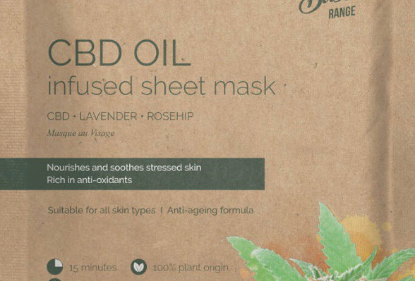 Infused Facemask
