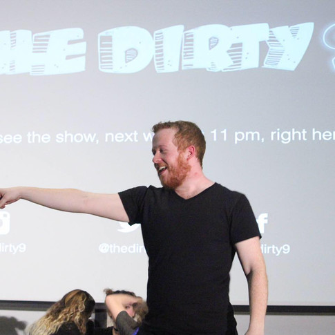 Assistant Director, Writer, Performer | Dirty 9 Improv