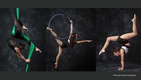 8/9 Octobre : Stages aériens, contorsion et équilibres