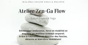 Masterclass Zen-Ga Flow - Samedi 14 Mars