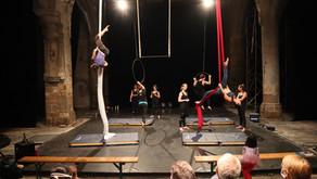 18 septembre : Danses aériennes au Théâtre du Vieux Saint-Étienne