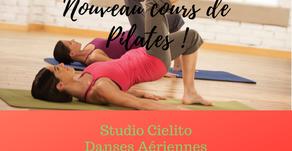 Cours des Pilates à Rennes - Jeudi 8h45 à 9h30