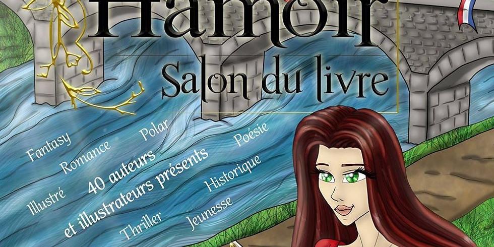 Salon du livre de Hamoir