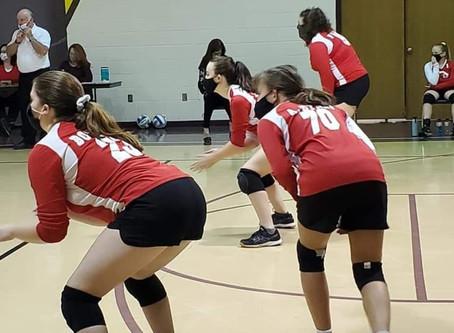 Varsity Girls Volleyball 2020