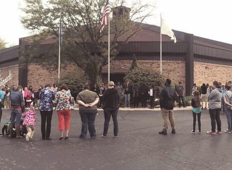 See You at the Pole-  Wednesday, September 25th, 2019, 8:30 am
