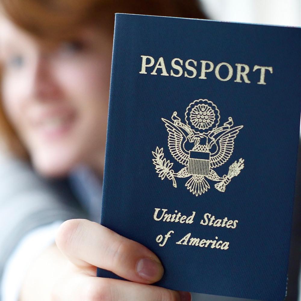 Pasaporte americano y ciudadanía americana