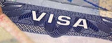 Trámite de visa