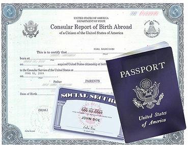 Ciudadanía Americana para menores