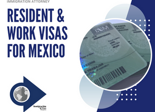 3 ways to easily obtain residency in Mexico.
