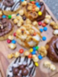 Movie Donut Box