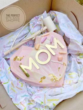 Custom Mother's Day Smash Heart