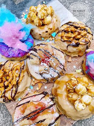 Carnival Donut Box