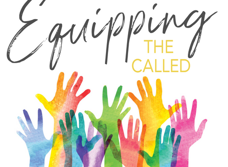 Equipping the Called: Monthly Volunteer Training