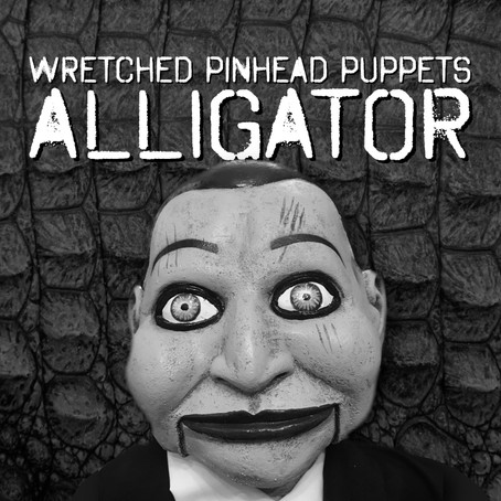 """NAS 10 Questions with Wretched Pinhead Puppets / James""""Jimmy"""" Holm"""