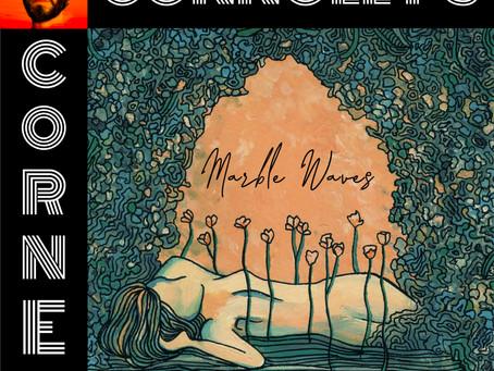 𝗖𝗼𝗻𝗻𝗼𝗹𝗹𝘆'𝘀 𝗖𝗼𝗿𝗻𝗲𝗿 - this week: Tipsy - Marble Waves